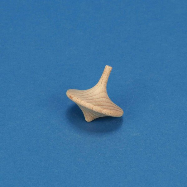 Spin Top beukenhout Ø 3,5 cm