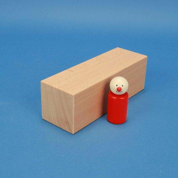 grote houten blokken 18 x 6 x 6 cm