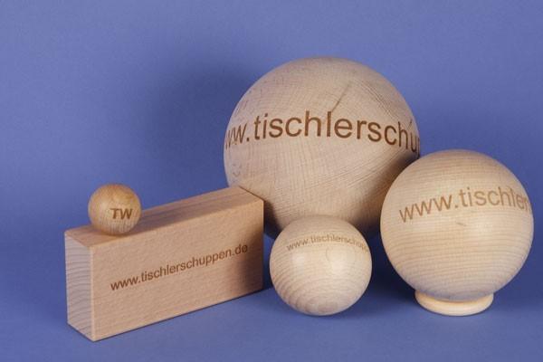 houten ballen Speciale producten