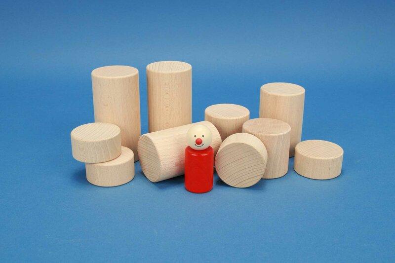 houten cilinder Ø 2 inches