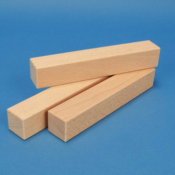 houten bouwblokken 18 x 3 x 3 cm