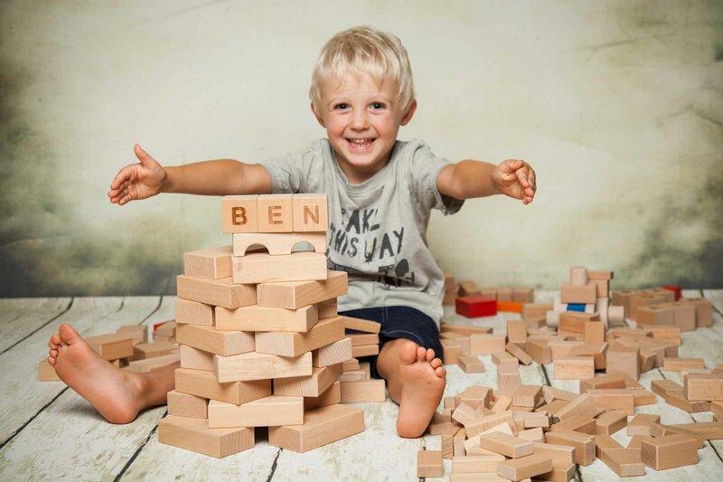 Koop de houten blokken hier direct in onze Online-Shop
