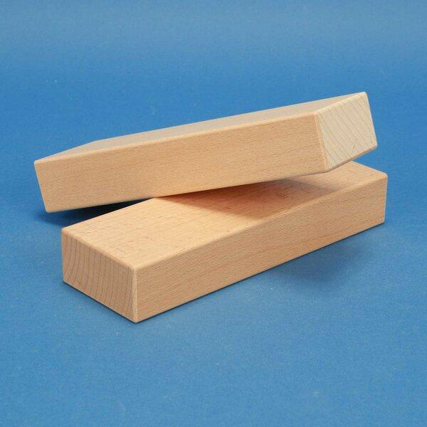 fröbel houten blokken 18 x 6 x 3 cm