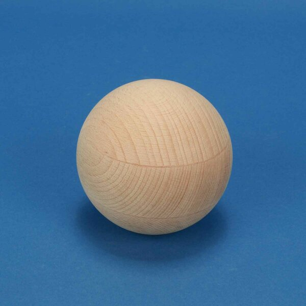 Houten ballen beukenhout Ø 4 inches