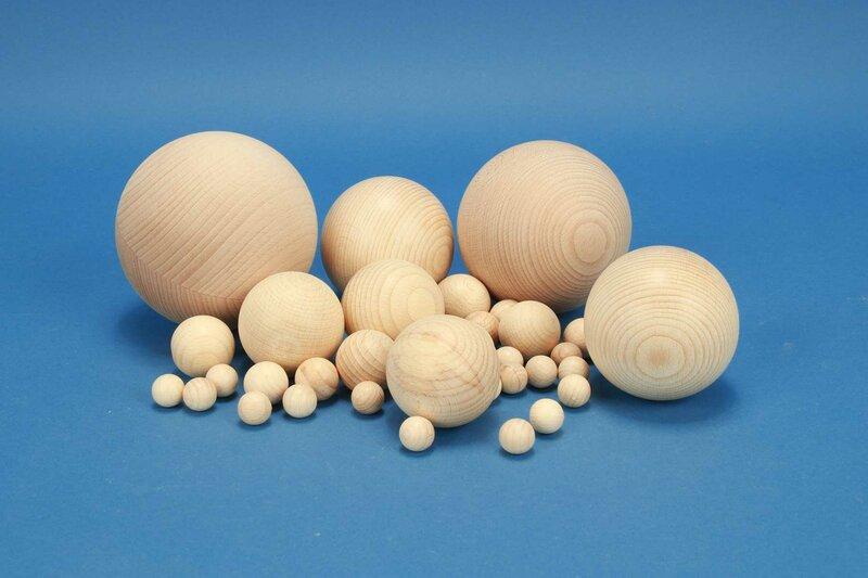 DIY-Houten ballen
