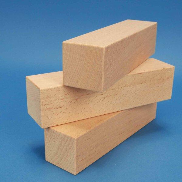 grote houten blokken 24 x 6 x 6 cm