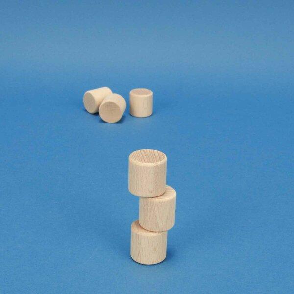 Cilinder beuk Ø 1 inch x 1 inch