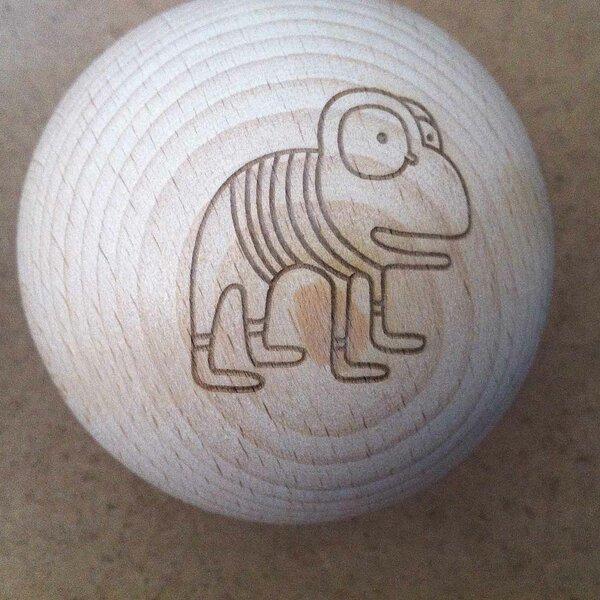 houten ballen - Speciale producten