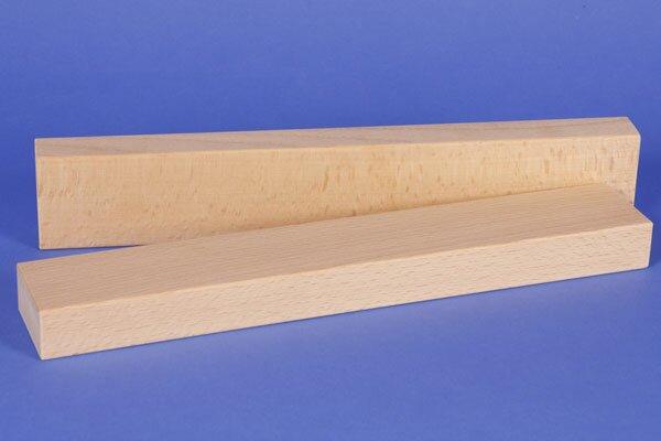 houten blokken 36 x 6 x 3 cm