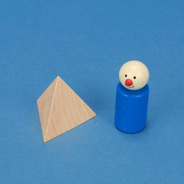 Tetrahedron 6 cm