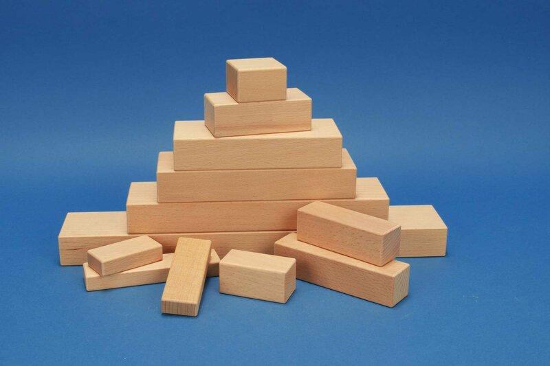 houten cuboid