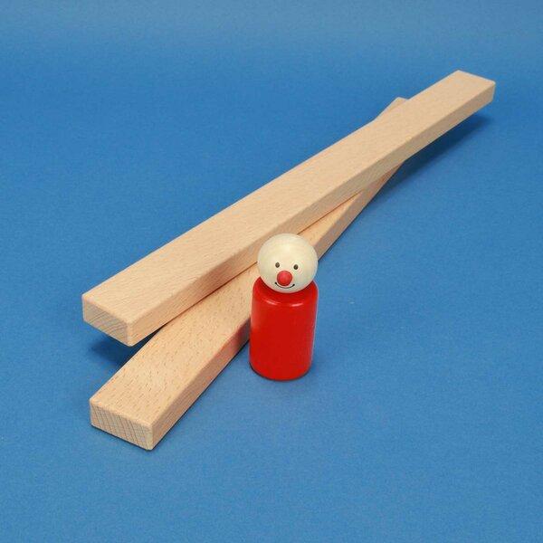 houten bouwblokken 36 x 3 x 1,5 cm