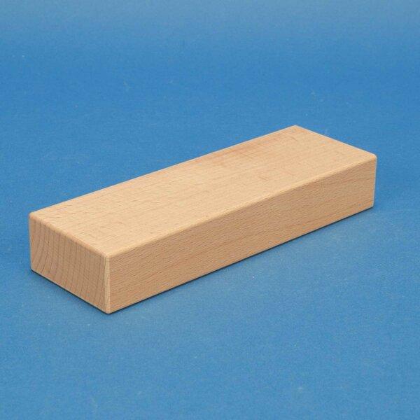 houten blokken 18 x 6 x 3 cm