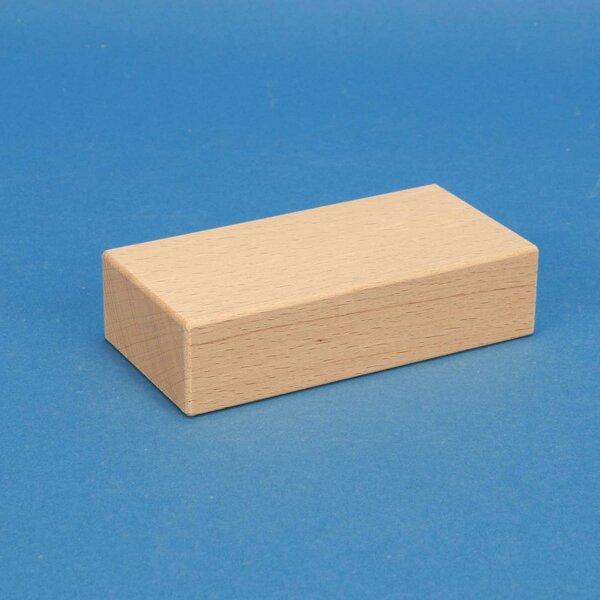 fröbel houten bouwblokken 12 x 6 x 3cm